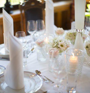 Utstiller på Bryllupsmessen på Losby Gods