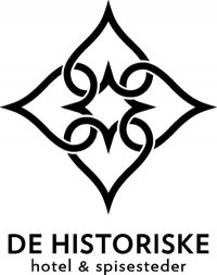 De historiske hotell og spisesteder logo