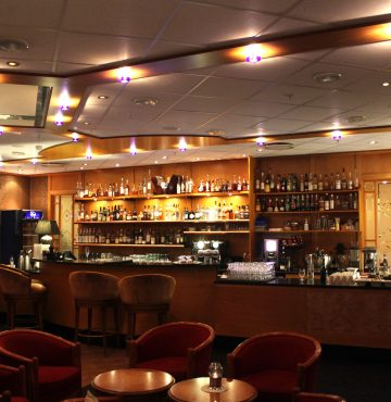 Boecks Bar på Losby Gods