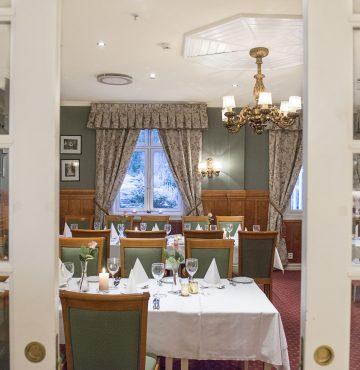 Restaurant Losby Gods