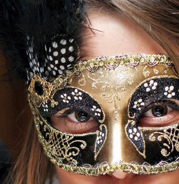 Tema fest Losby Gods - Maskeradeball