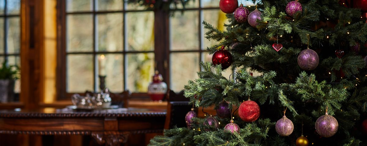 Jul på Losby Gods