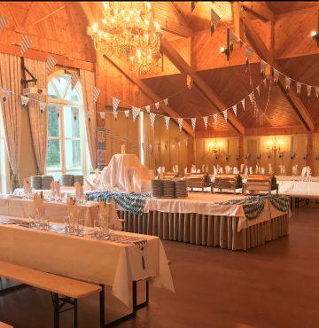 Oktoberfest i Meyersalen på Losby Gods
