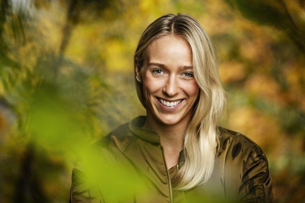 Katarina Flatland - konferansier på bryllupsmessen Deres Dag 2018