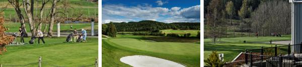 Golf ferie
