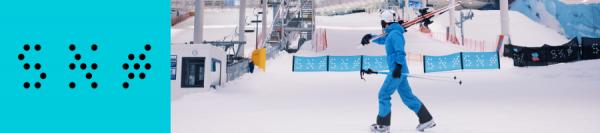 Velkommen til SNØ - verdens råeste helårsarena for snøopplevelser!